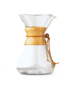 Chemex coffee maker - the choice of James Bond
