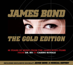 James Bond - The Gold Edition