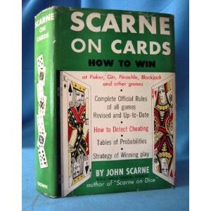 Scarne on cards