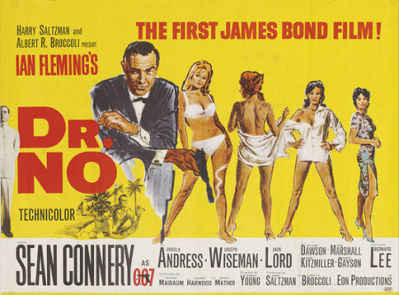 bond films list