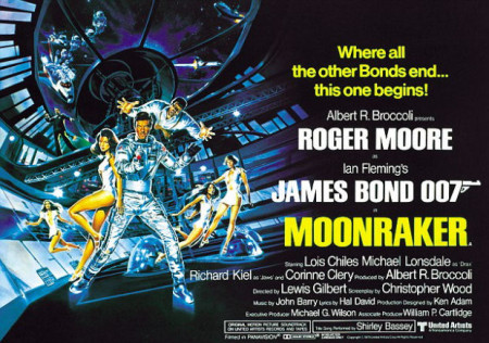 moonraker-450x316 - James Bond 25  April 8 2020 - Showbiz & Celebrity