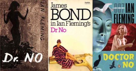 Dr No Covers