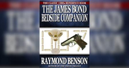 The James Bond Beside Companion