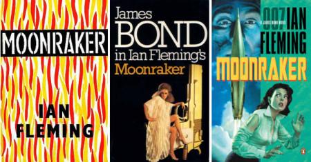 Moonraker Cover