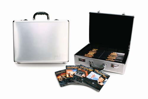 James Bond box set - the ultimate edition containing 40 DVDs