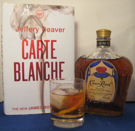 Carte Blanche cocktail