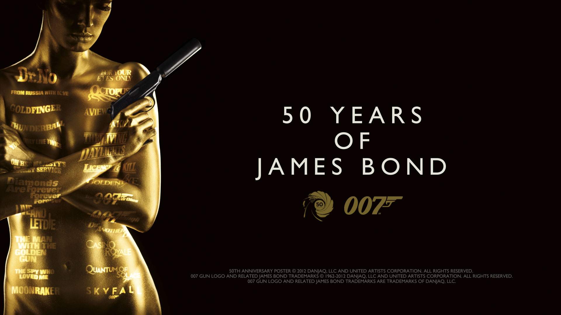 50 jaar james bond blu ray James Bond Box Set   Blu Ray Release 50 jaar james bond blu ray