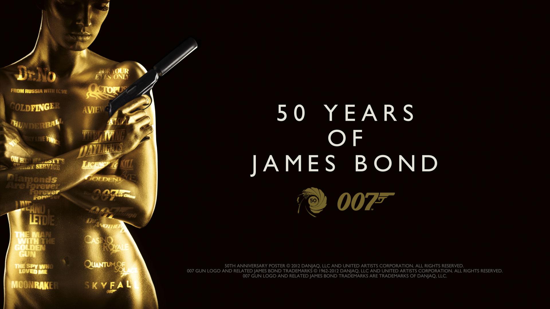 james bond 50 jaar blu ray James Bond Box Set   Blu Ray Release james bond 50 jaar blu ray