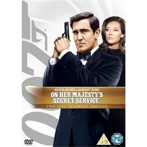 Oh Her Majesty's Secret Service