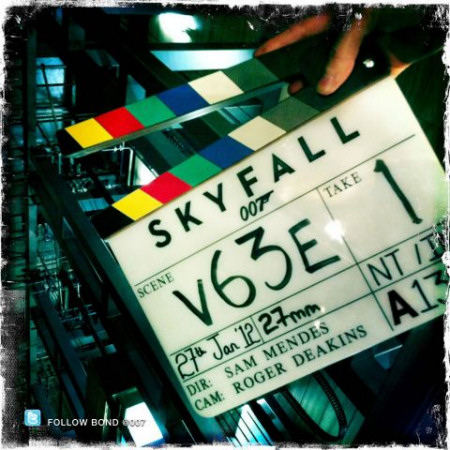 Industrial Action: Skyfall