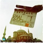 Filming of Skyfall continues in the beautiful city of Istanbul