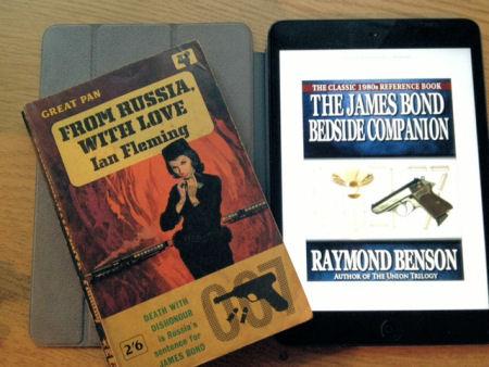 007 Kindle ebooks no fan should be without | The James Bond