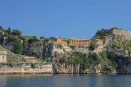 http://www.dreamstime.com/royalty-free-stock-images-old-fortress-corfu-greece-image11697209