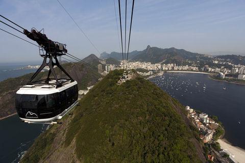 James Bond Holiday Destinations 5 Brazil The James