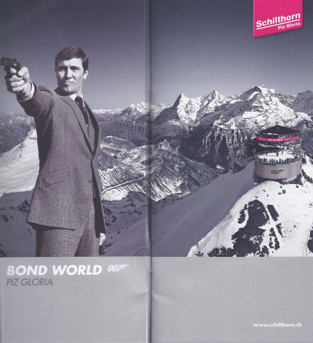 Bond World brochure