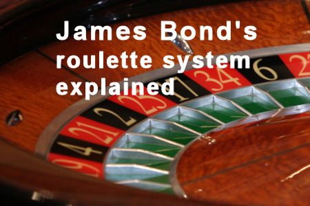 Roulette system 007