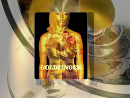 Goldfinger Drinks
