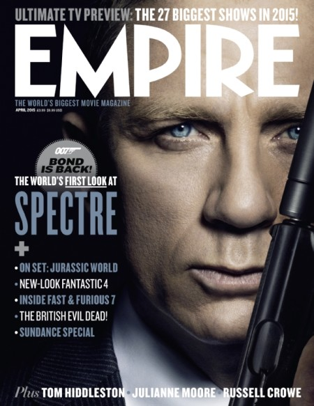 Empire cover for April 2015