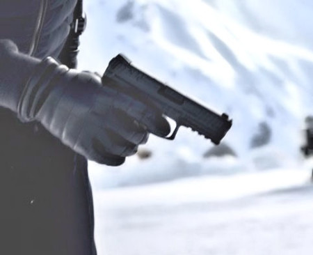 Heckler & Koch VP9 in SPECTRE