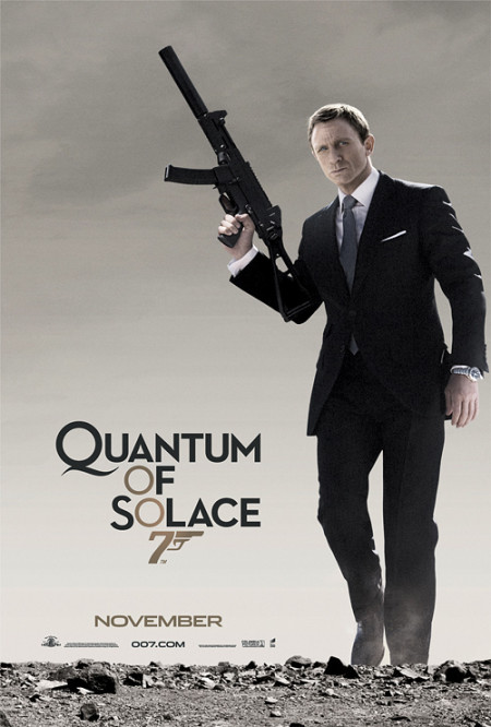 Quantum of Solace poster-2