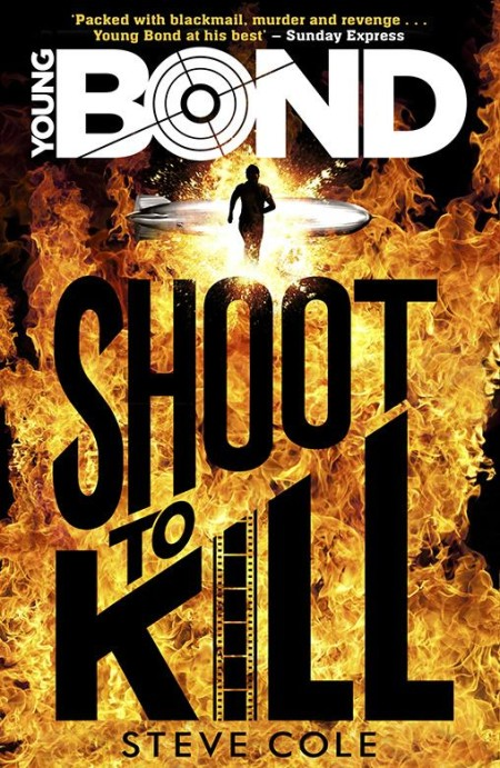 'Shoot To Kill' paperback