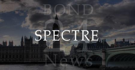 SPECTRE news: London