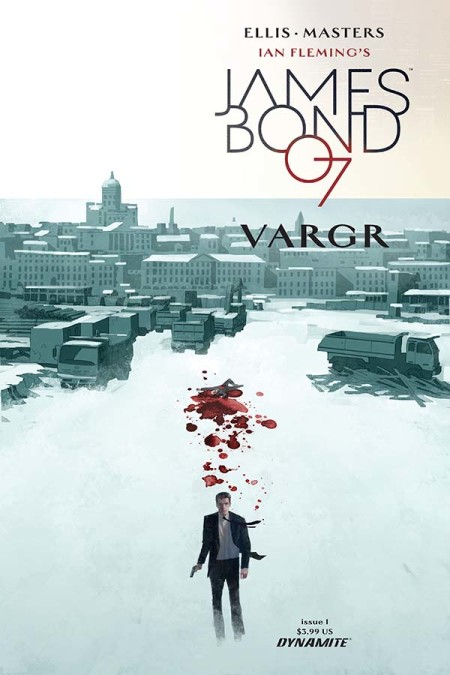 James Bond 01 Cover