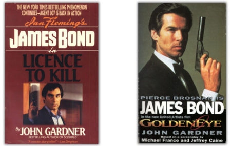 The Bond Novelizations Part II: Licence to Kill and