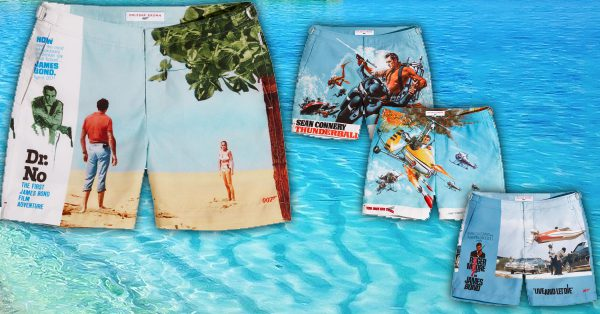 37d271a8f36f1 Orlebar Brown unveils new 007 collection swim shorts | The James ...