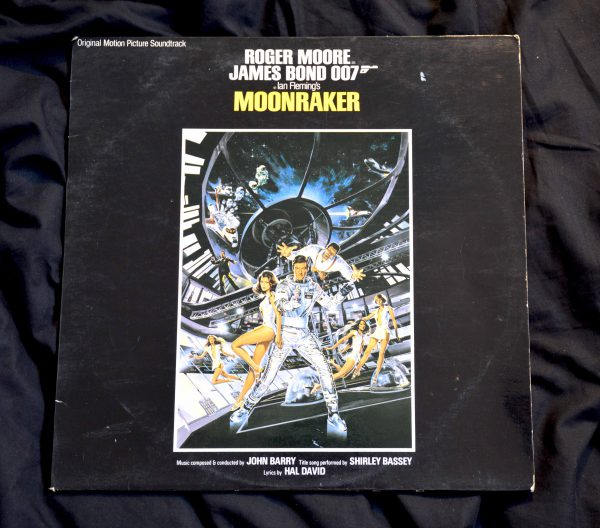 Shirley Bassey and the story behind the theme song to Moonraker