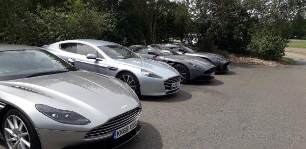 Aston Martin Driving Day With Secret Cinema The James Bond Dossier
