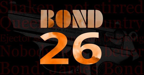 Bond 26 logo