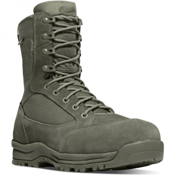 No Time to Die footwear - Danner military boots
